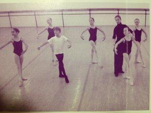 Ballet Class (age 9)