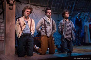 Prentiss, Ted (Chris Metz), The Boy (Lucas Wells)
